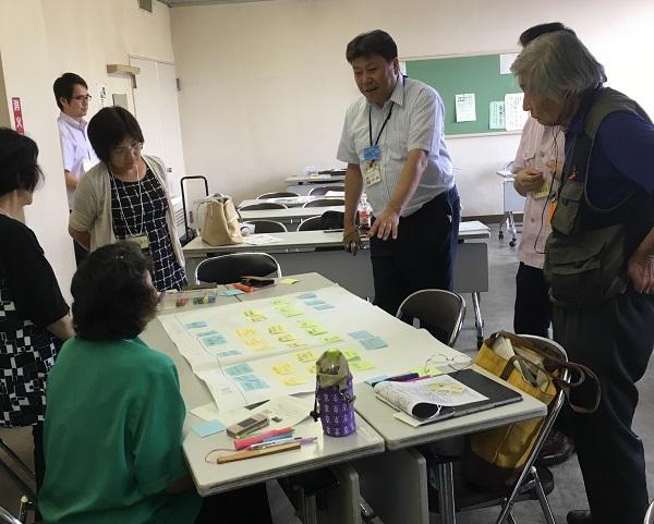 公民館講座との連携のイメージ