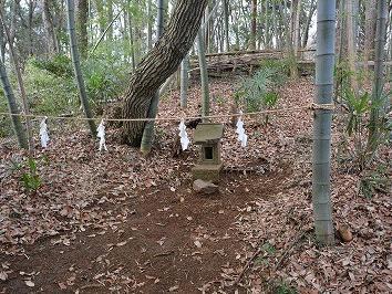 浅間神社(東京都東大和市蔵敷)