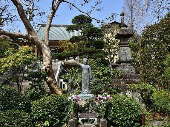 円乗院 宝篋印塔