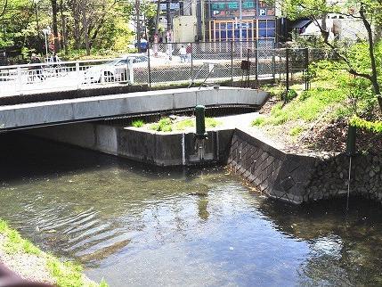 玉川上水への通船3 分水口の改正 (水不足が生じてきたか?)