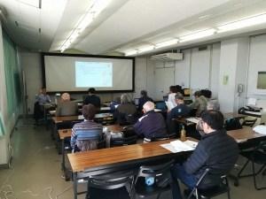 デジタルアーカイブ講座2日目 スキャナーの実習
