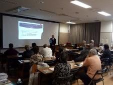 「日本語とハングルの間」大人の社会科講座