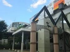 玉川上水駅周辺の風景37