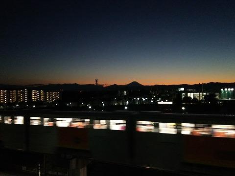 玉川上水駅周辺の風景45