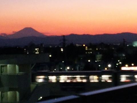 玉川上水駅周辺の風景107