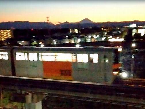 玉川上水駅周辺の風景111