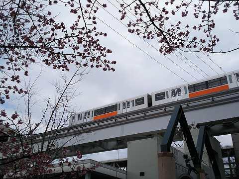 玉川上水駅周辺の風景116