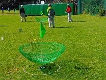 ターゲットバードゴルフは昭島市と交流大会