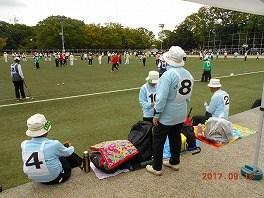 東大和ゲートボールが都民生涯スポーツ大会でリーグ優勝