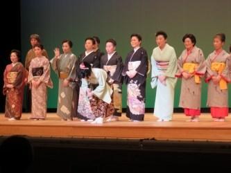 文化祭参加~日本舞踊~