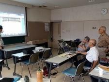上北台公民館でモバイル勉強会