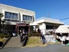 狭山公民館まつりに「どっとネットの会」が出展