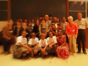 タンザニア女子中学校の支援
