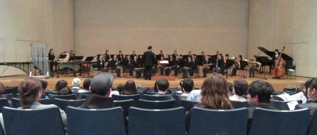 都立東大和高校吹奏楽部第31回定期演奏会開催報告
