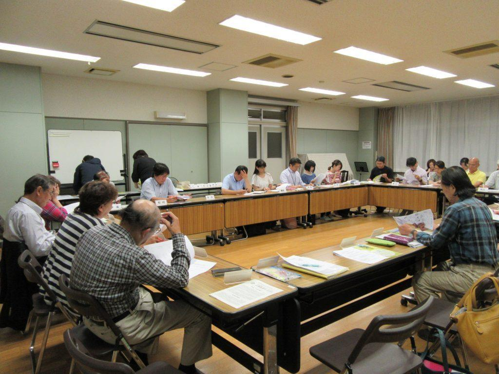 東大和市青少年対策第二委員会6月次(平成30年度第3回)委員会の開催