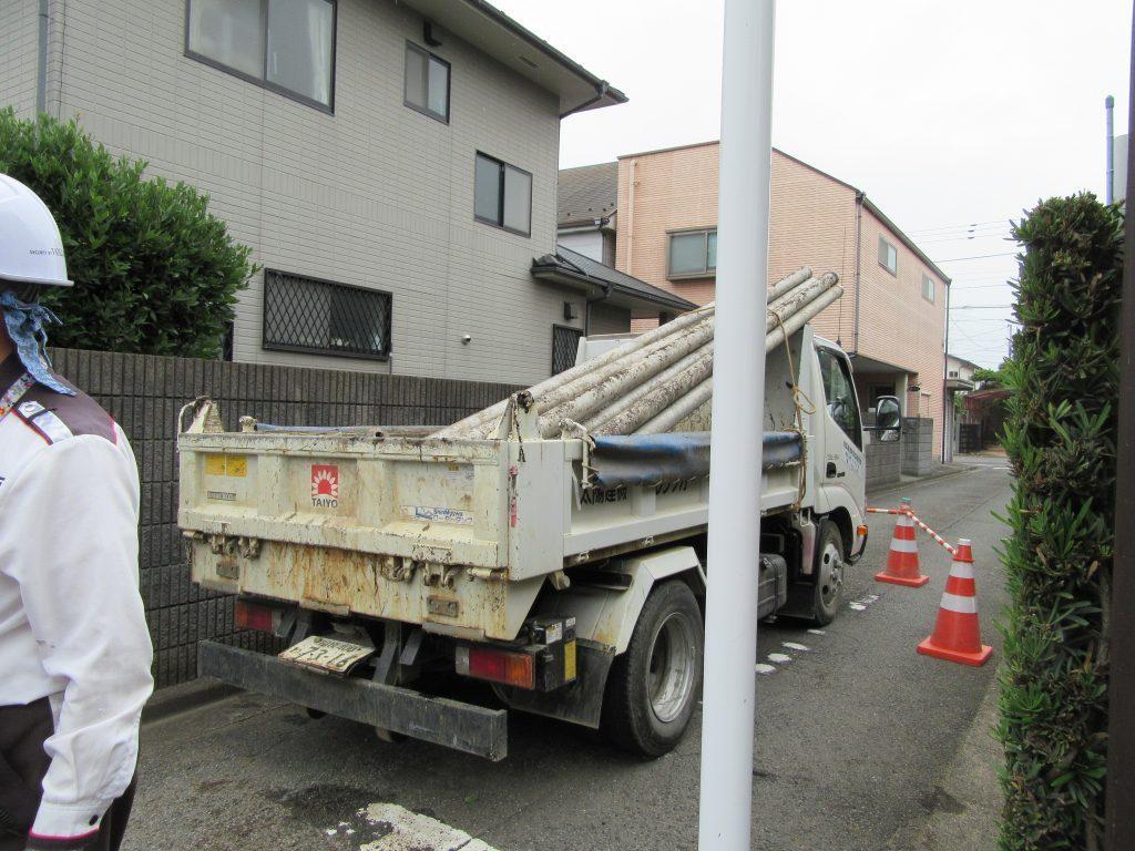 水道管リニューアル工事(その4)実施報告
