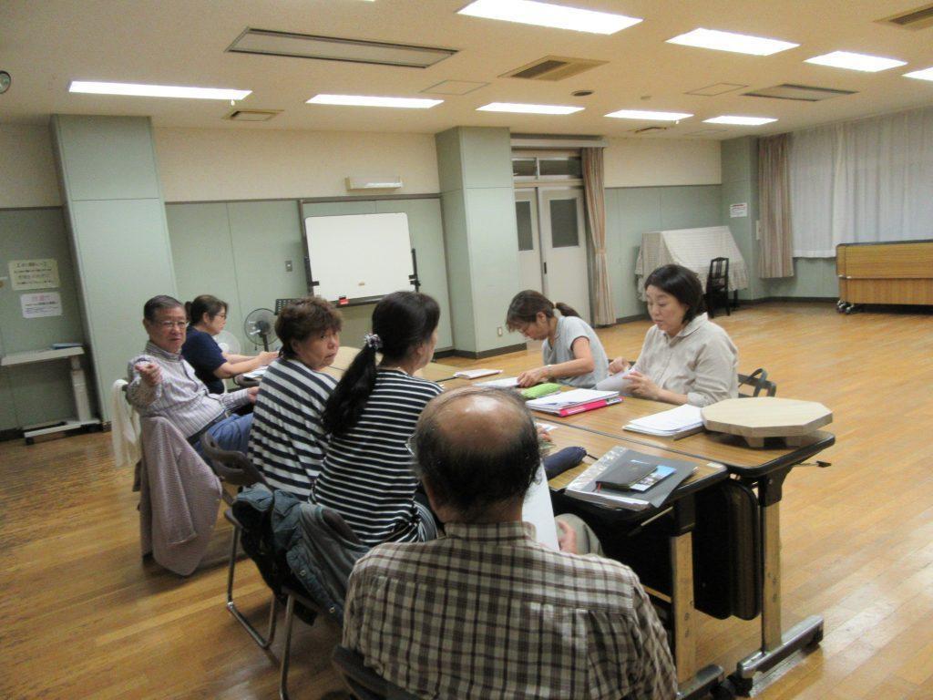 東大和市青少年対策第二委員会10月次(平成30年度第5回)委員会の開催
