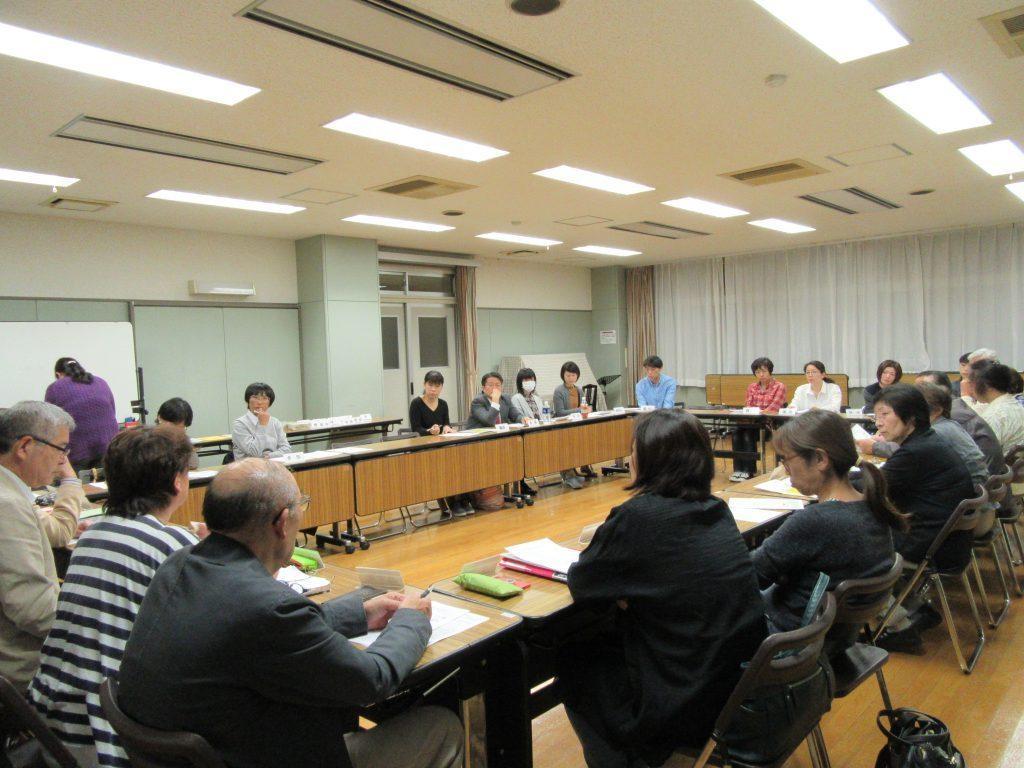 第6回 青少対策第二地区委員会(11月次)