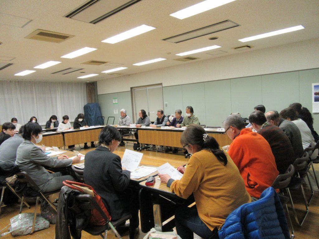 東大和市青少年対策第二地区委員会 3月次委員会(第9回)