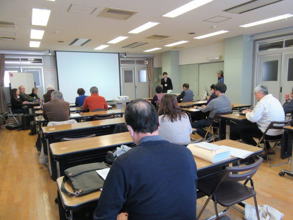 平成29年度 南街公民館 街づくり懇談会連続講座 「第五回;日本語学習ボランティアについて」