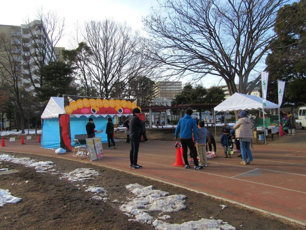 都立東大和南公園スポーツイベント(パラスポーツ&ユニバーサルスポーツ体験会)