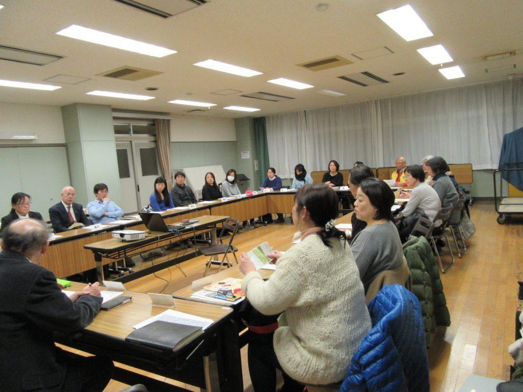 東大和市青少年第二地区第8回委員会(2月次)