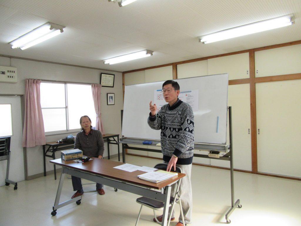 南街・桜が丘地域防災協議会の平成29年度第2回所有防災資機材の操作訓練