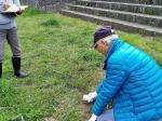 空堀川の放射線測定!