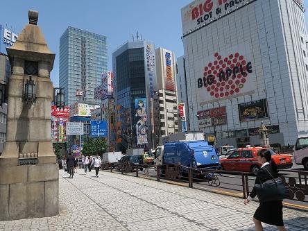 神保町アカデミー「江戸・東京歴史散策-マラソンコースを歩く-」⑥