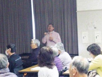 第38回公開講座「世界の桜!日本の桜!東大和市の桜!」