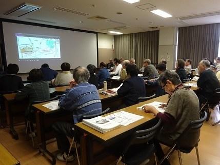おとなの社会科・第45回公開講座「拝島線の歴史と拝島線となってから」