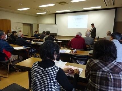 おとなの社会科・第46回講座「公民館の歴史と現在」