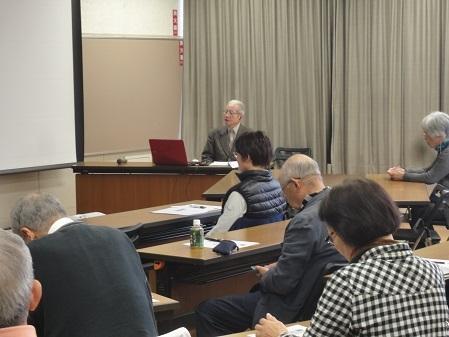第33回公開講座 「英語通詞(通訳)のパイオニア・森山栄之助」