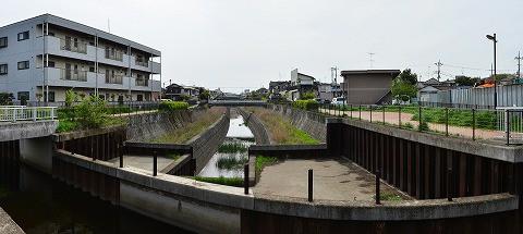 空堀川38