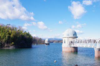 今月の多摩湖のイメージ